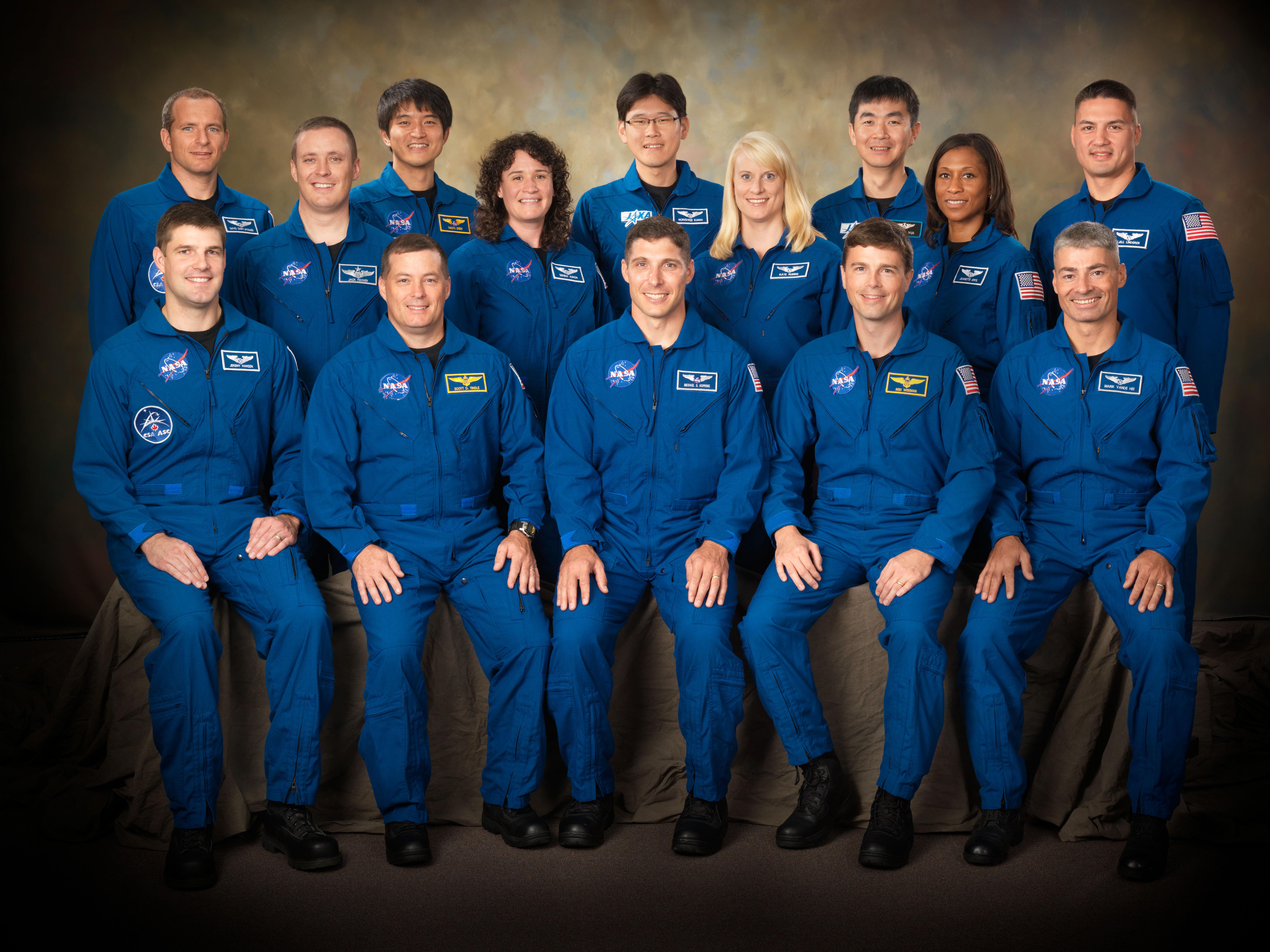 astronaut corps - photo #40