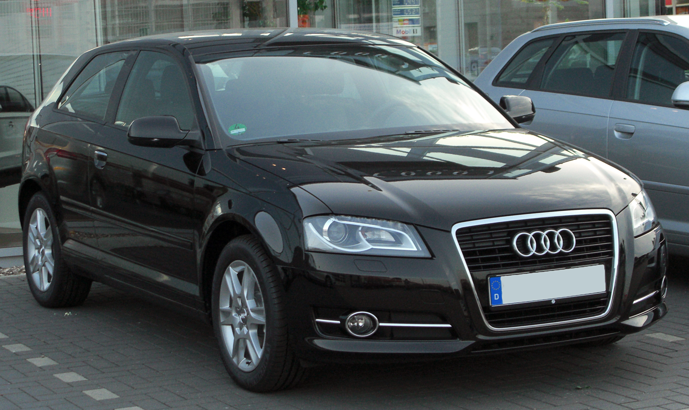 File:Audi A3 8P III. Facelift Front 20100710.jpg