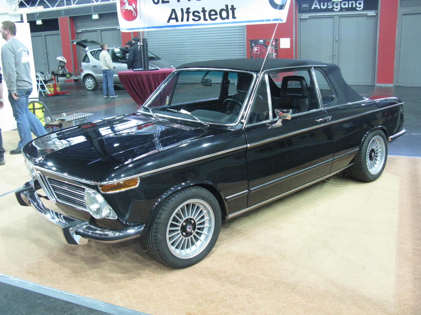 Bmw 2002 Sale >> File:BMW 2002 Tii Alpina A4 Baur Cabriolet (8494005274).jpg - Wikimedia Commons