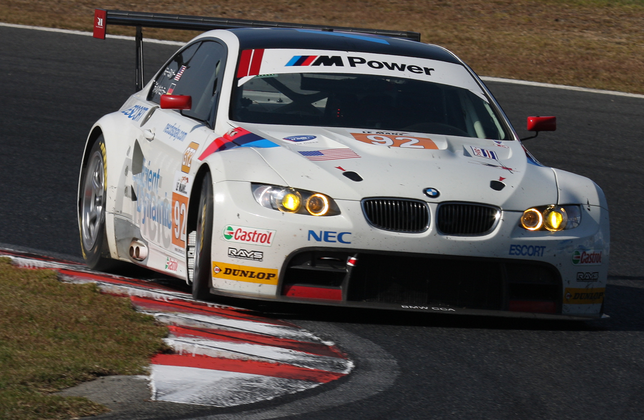 File:BMW Rahal Letterman Racing 2009 1000km of Okayama (Race 1).jpg ...