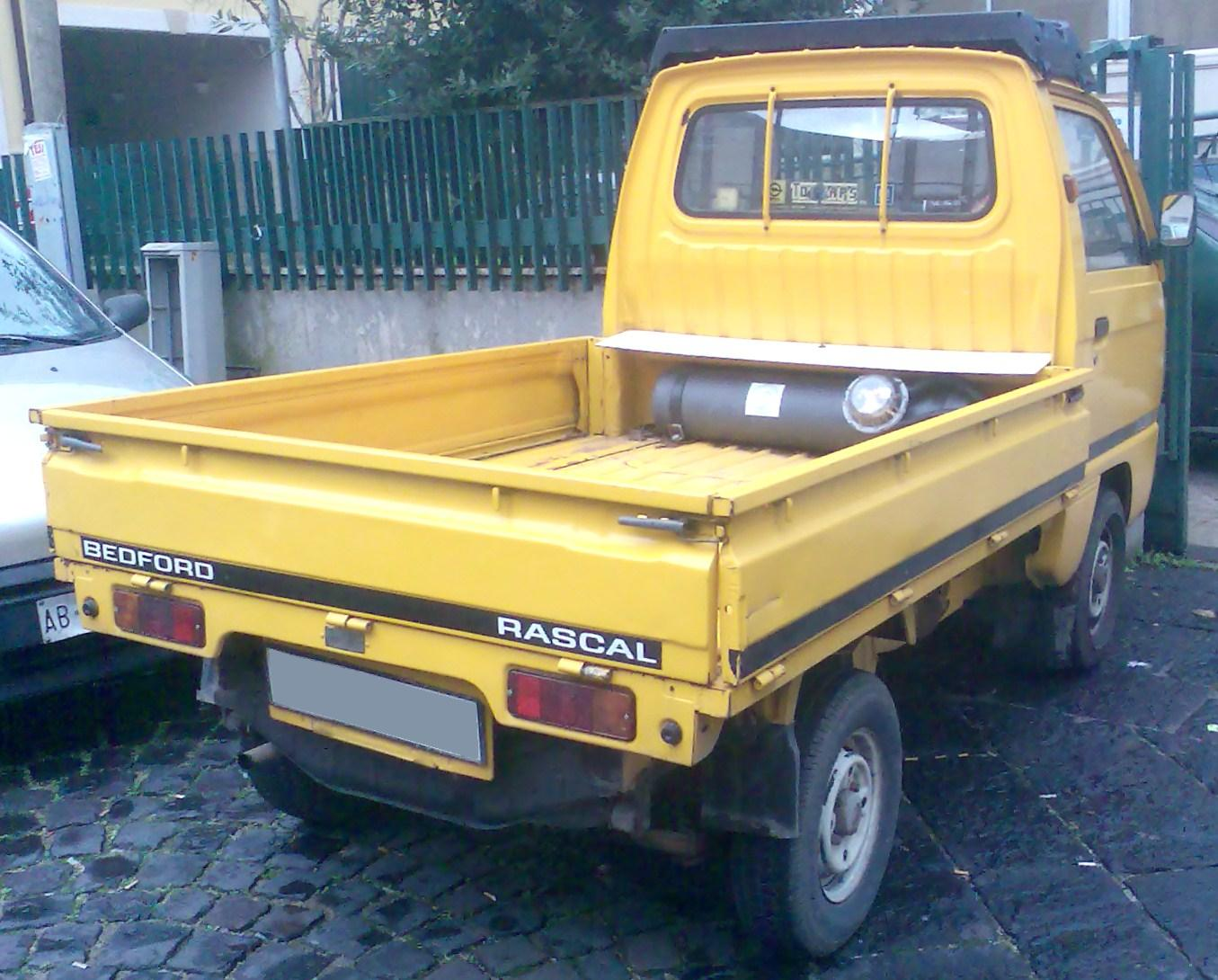 Pickup For Sale: Bedford Rascal Pickup For Sale