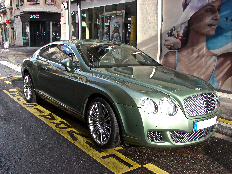 File Bentley Continental Gt Speed Flickr Alexandre Prevot 6 Jpg Wikimedia Commons