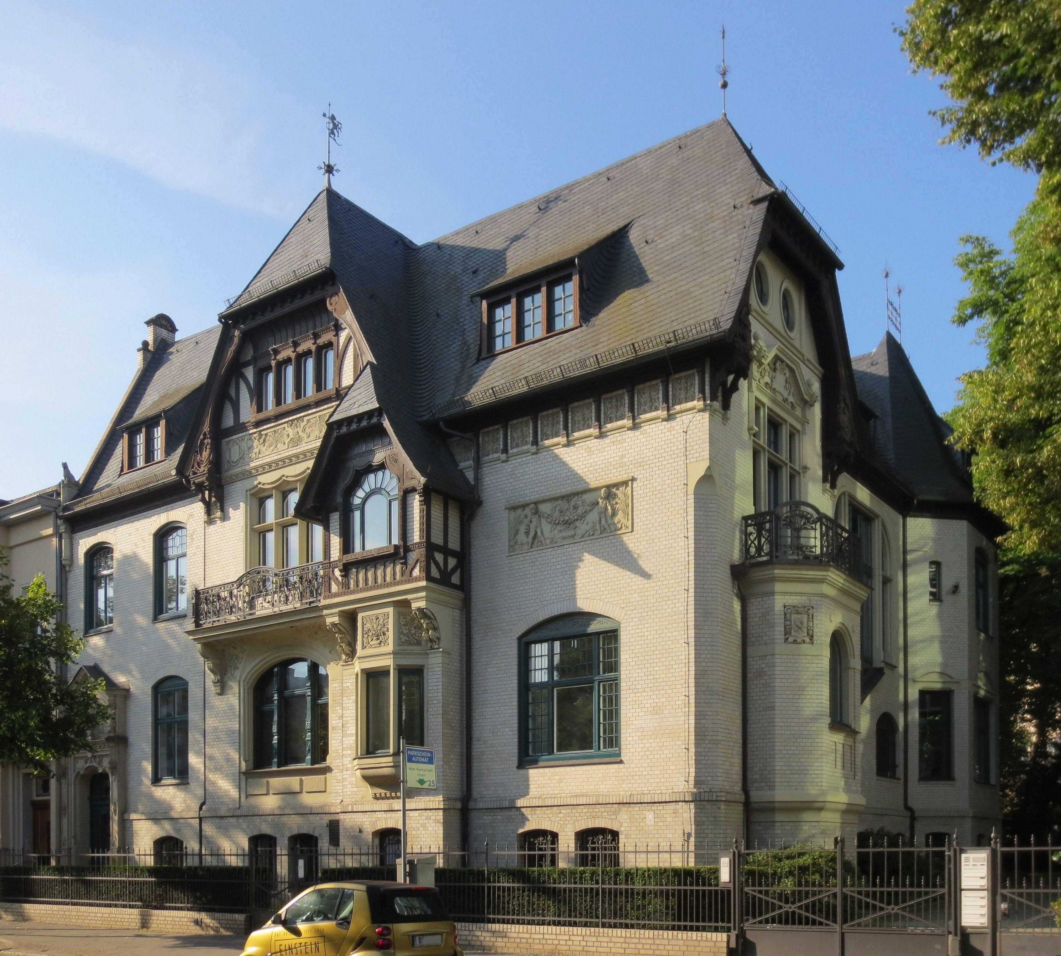Datei Berlin Schoeneberg Kurfuerstenstrasse 132 Haus