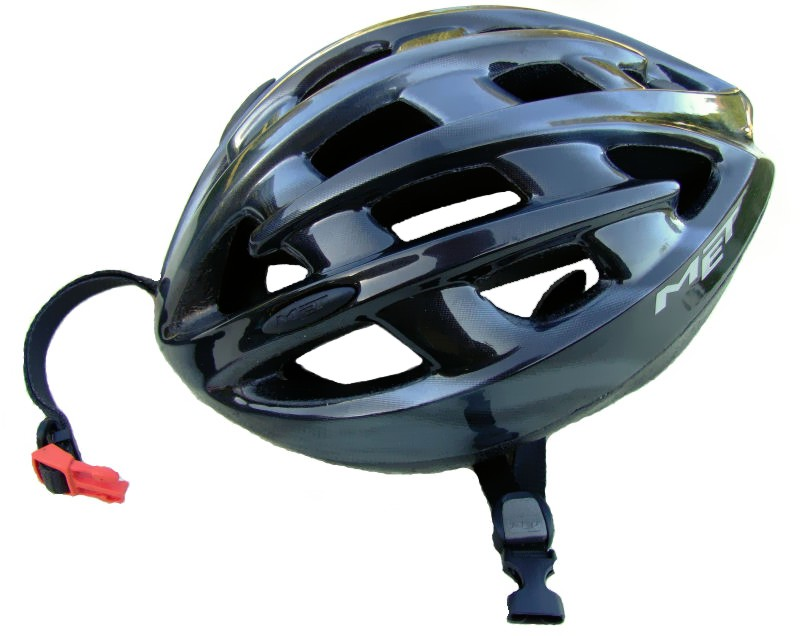 Bike Helmets A typical bicycle helmet