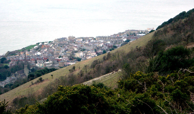 Bonchurch Down and Ventnor - geograph.org.uk - 64176