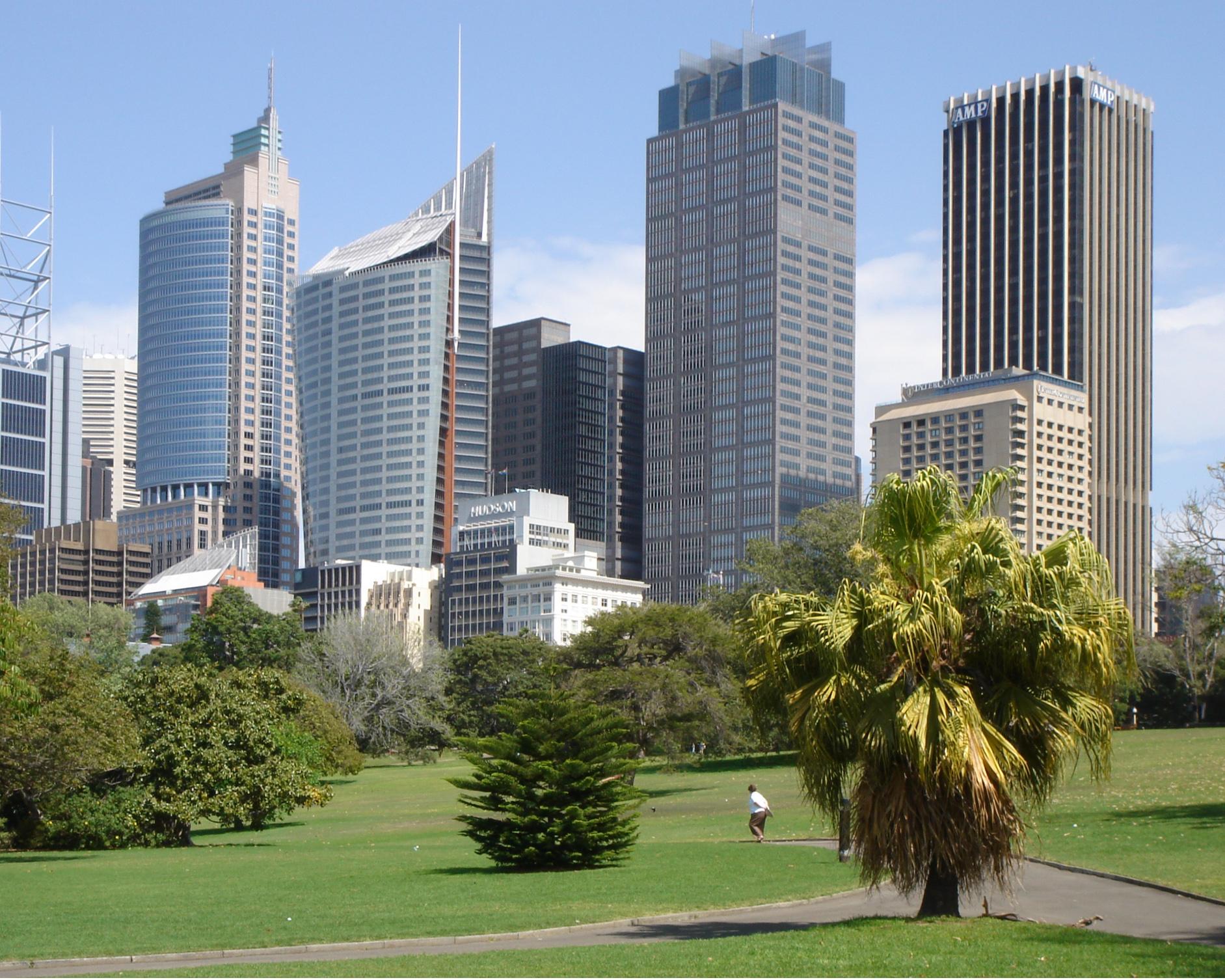 File:Botanical Gardens, Sydney, Australia 1