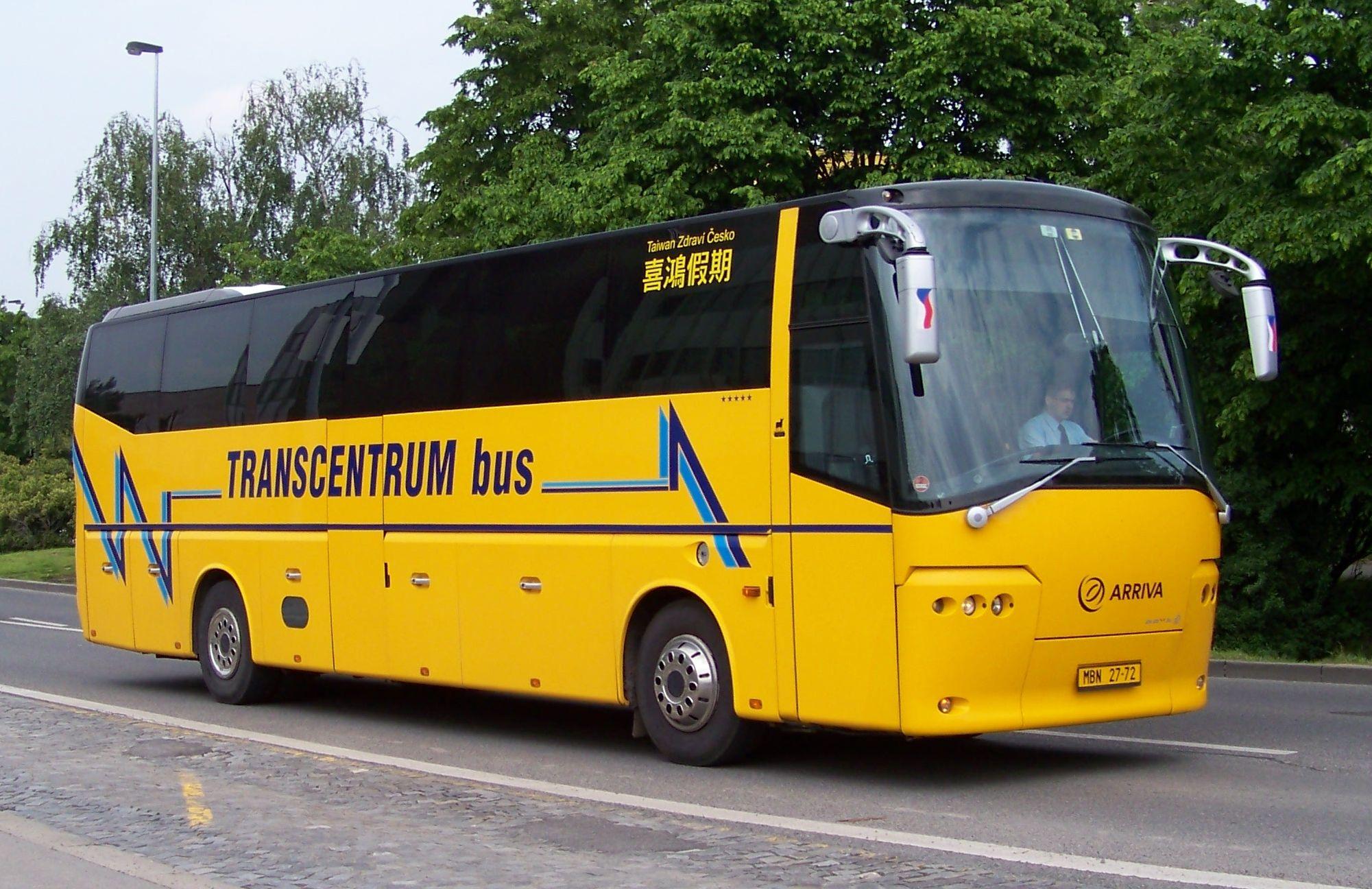 bova автобус фото