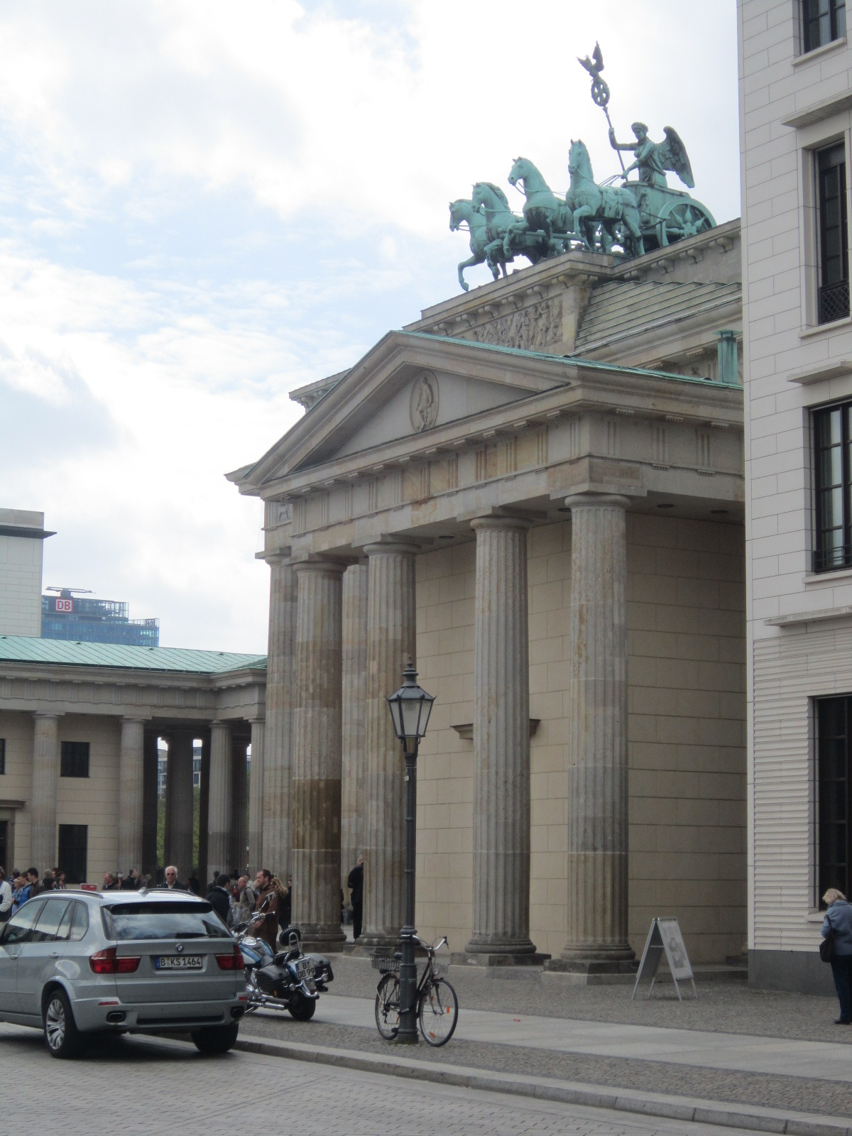 Brandenburg Gate Dimensions File Brandenburg Gate in