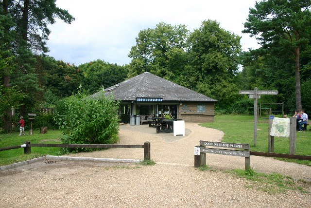 Brandon Country Park Visitor Centre - geograph.org.uk - 31899