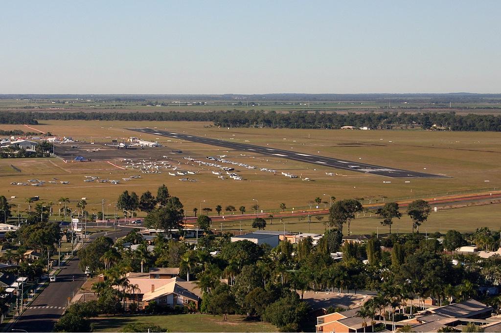 Bundaberg Airport - Wikiwand