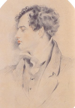 Byronharlow People in History: Lord Byron