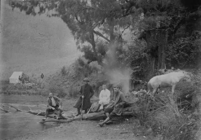 foto ranu kumbolo tahun 1916
