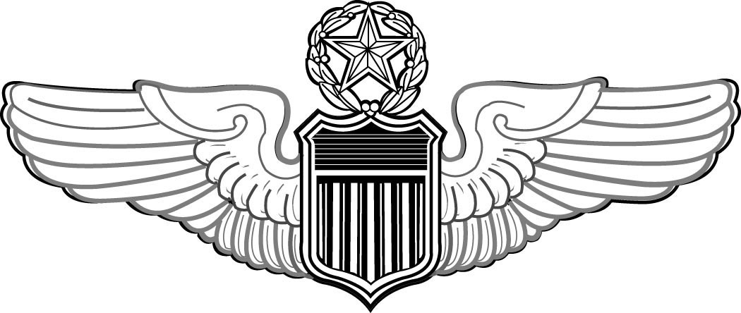 air force insignia coloring pages - photo#23