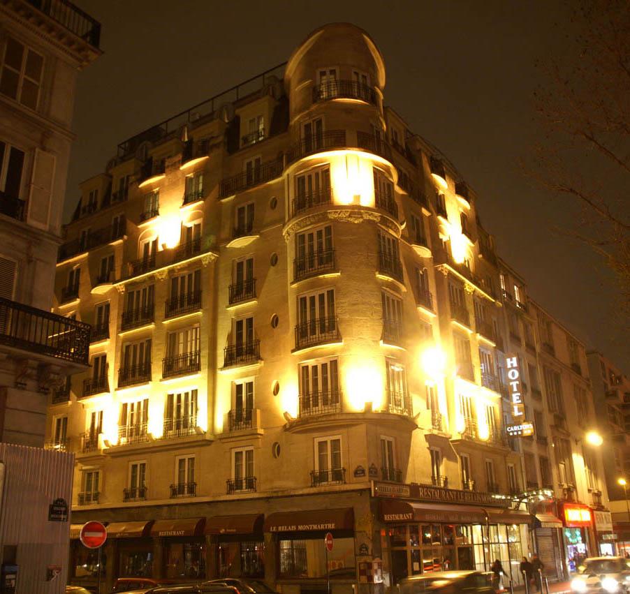 L Histoire A Hotel Moderne Paris
