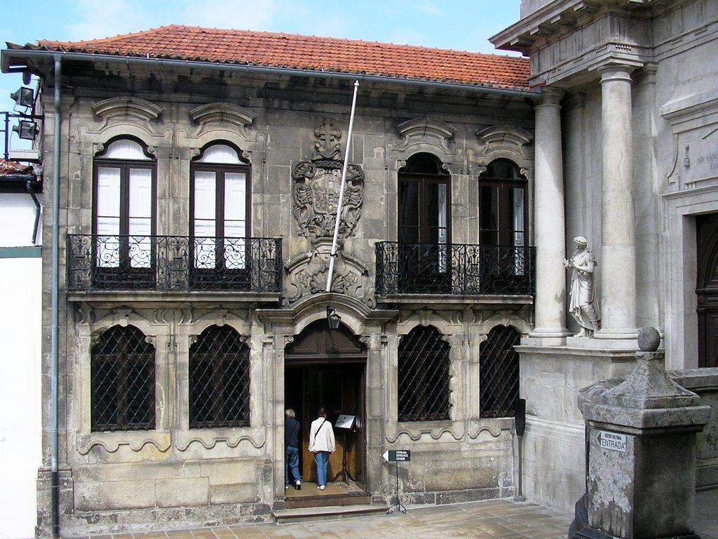 Casa do despacho da ordem terceira de s o francisco wikip dia a enciclop dia livre for Amueblar despacho casa