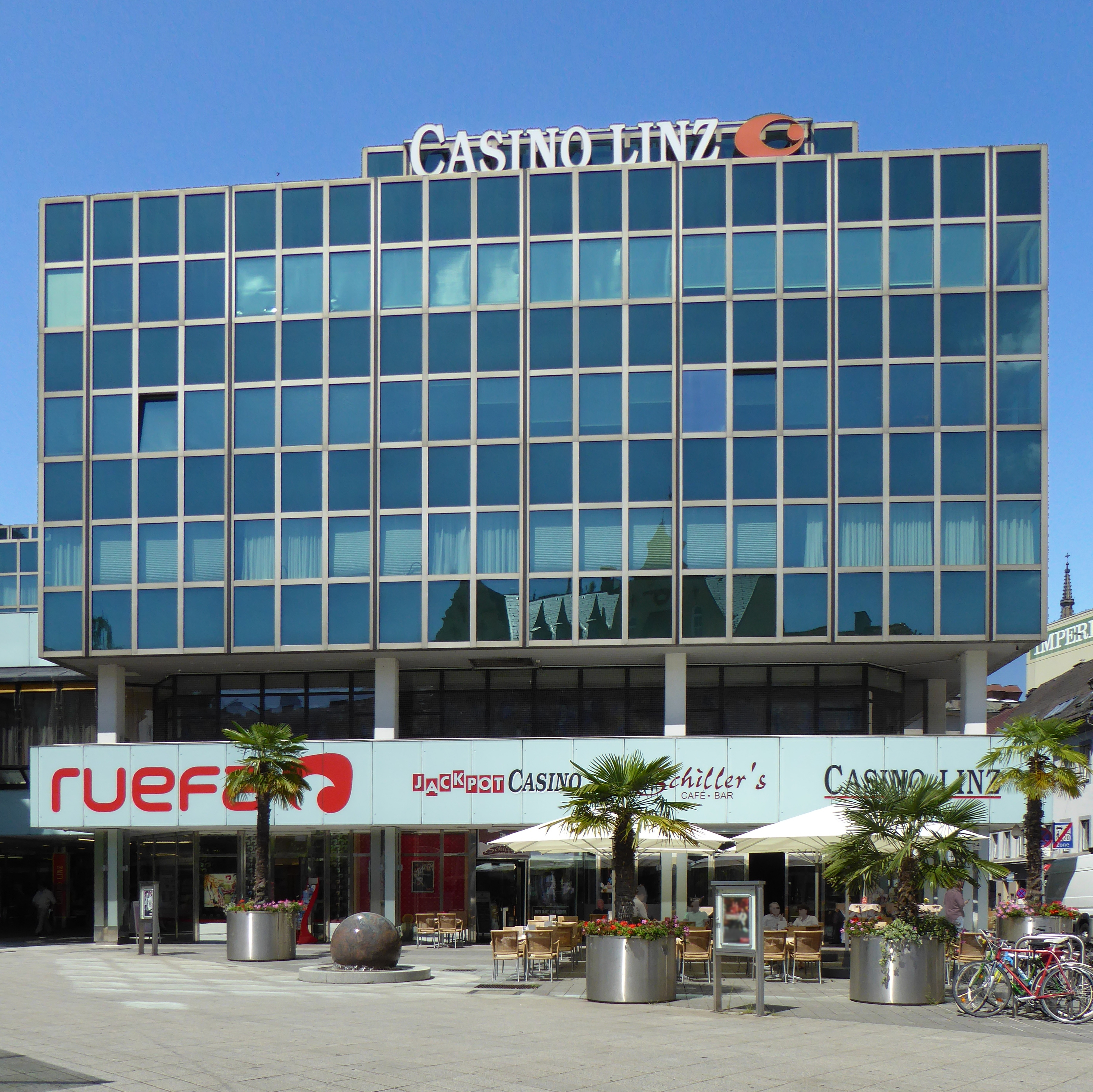 Casino Austria Linz Damentag