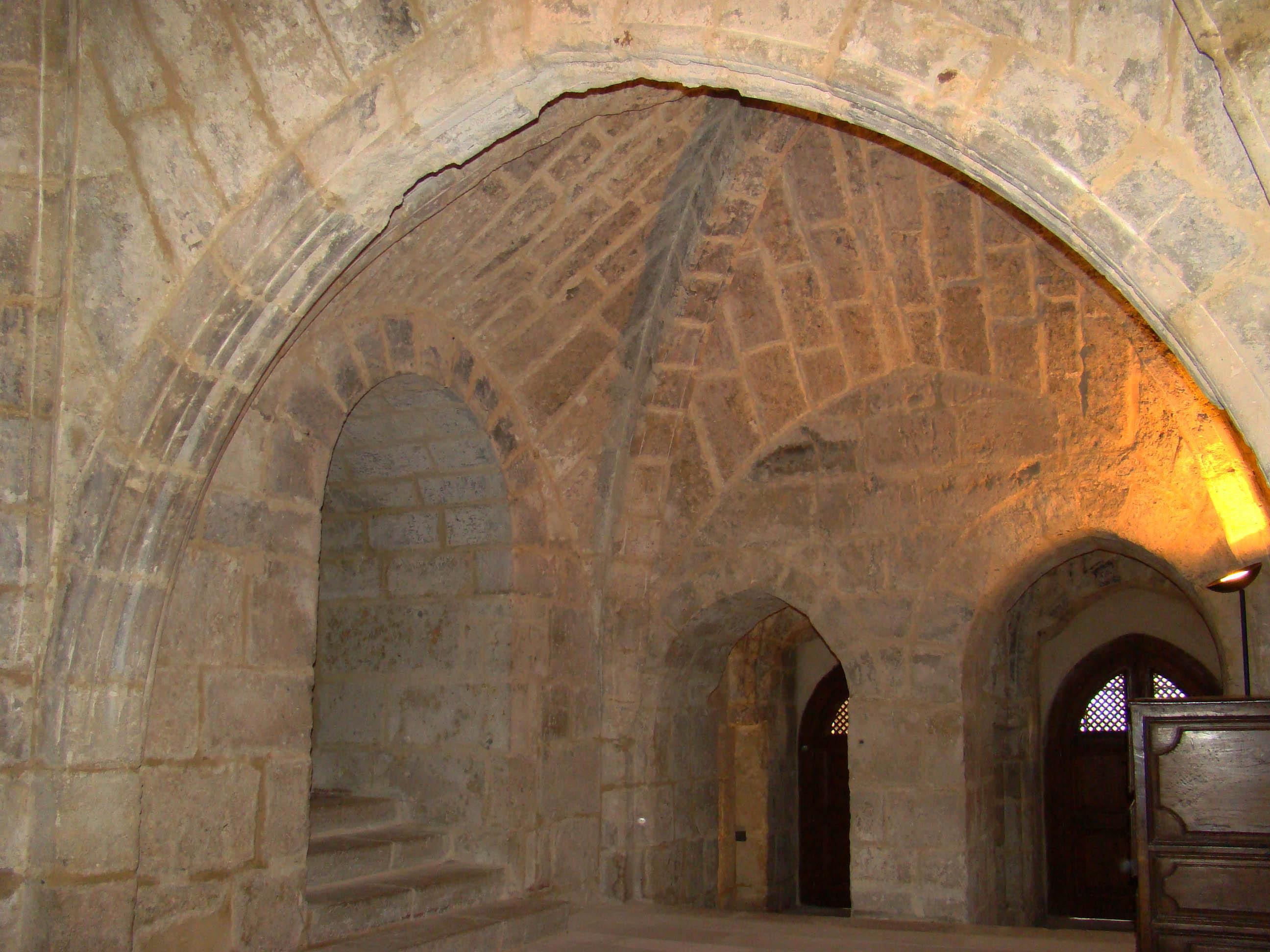 Resultado de imagen de sacristia Monasterio de la Santa Espina