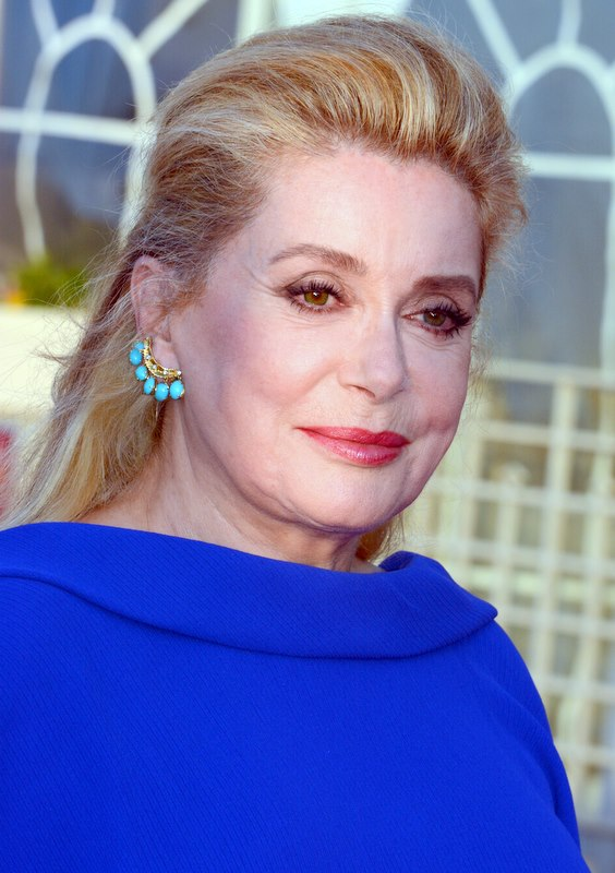catherine deneuve biography