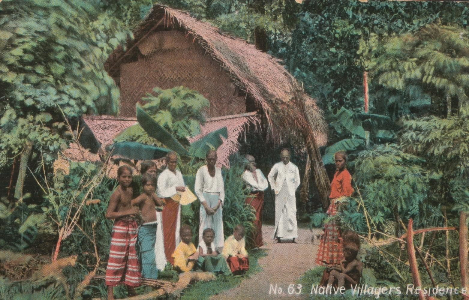 British Colonial Living Room Ideas