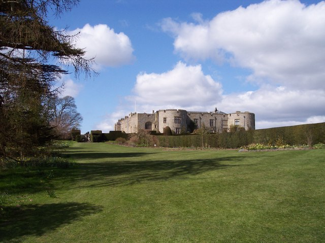 Chirk Castle - geograph.org.uk - 708265