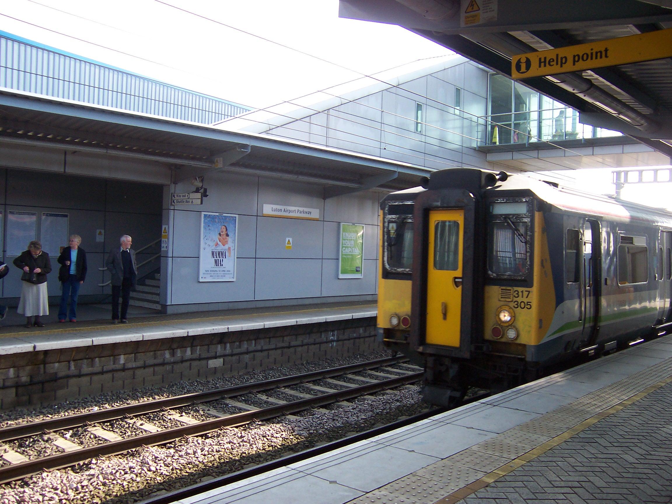 Luton Railway Station Car Park Charges