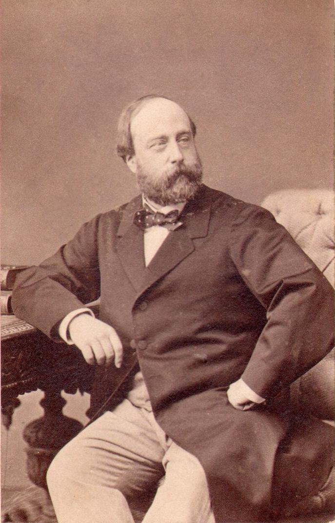 Henri d'Artois, «comte de Chambord»