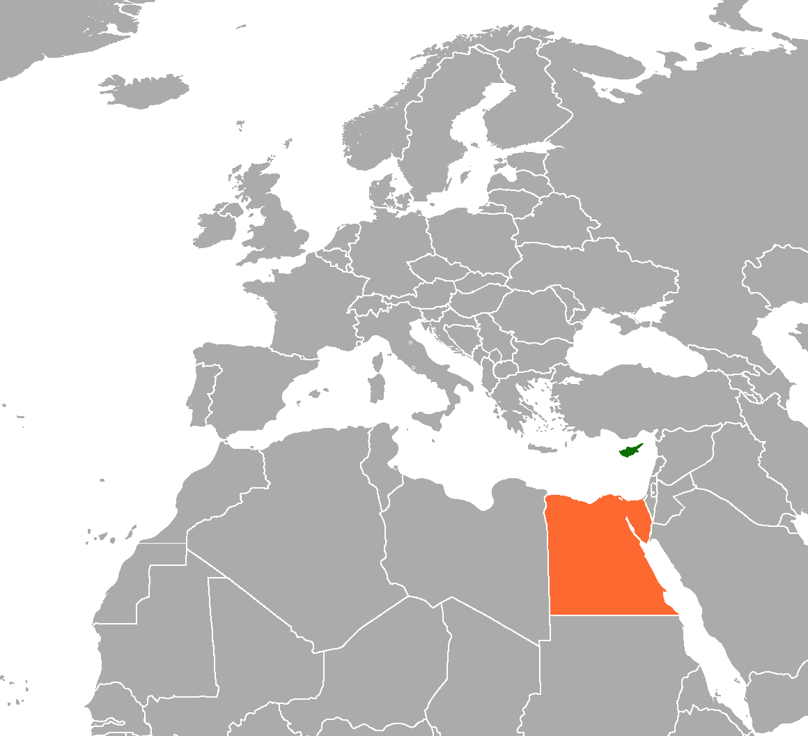 Bilateral relations between Cyprus and Egypt
