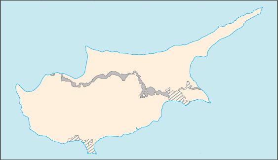 FileCyprus Blank Mappng Wikimedia Commons - Cyprus blank map