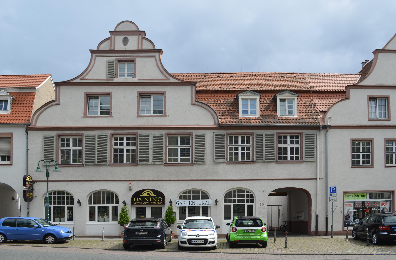 Friseur Darmstadt Luisenplatz