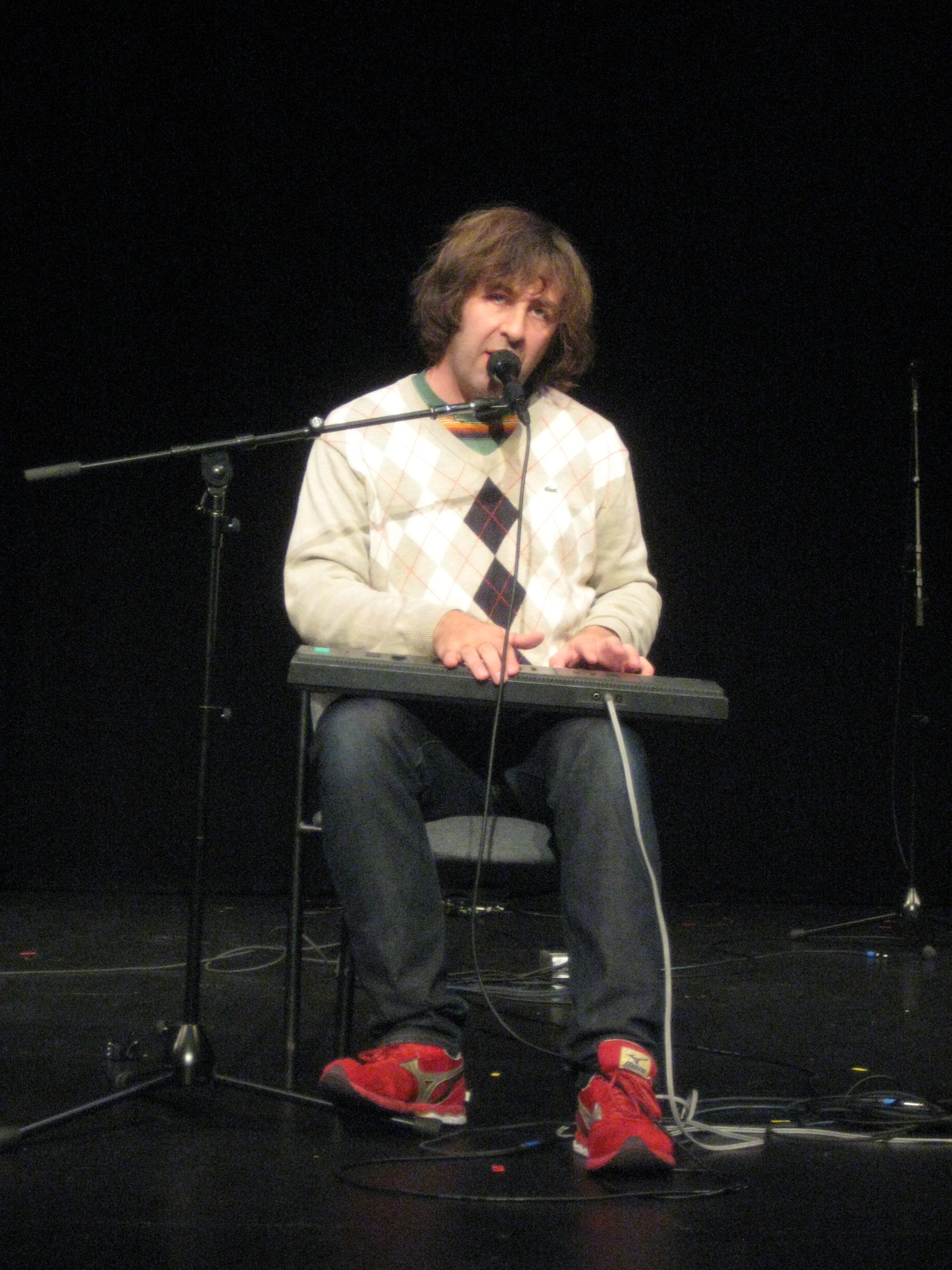 David O'Doherty - Giggle Me Timbers (Or 'Jokes Ahoy!')