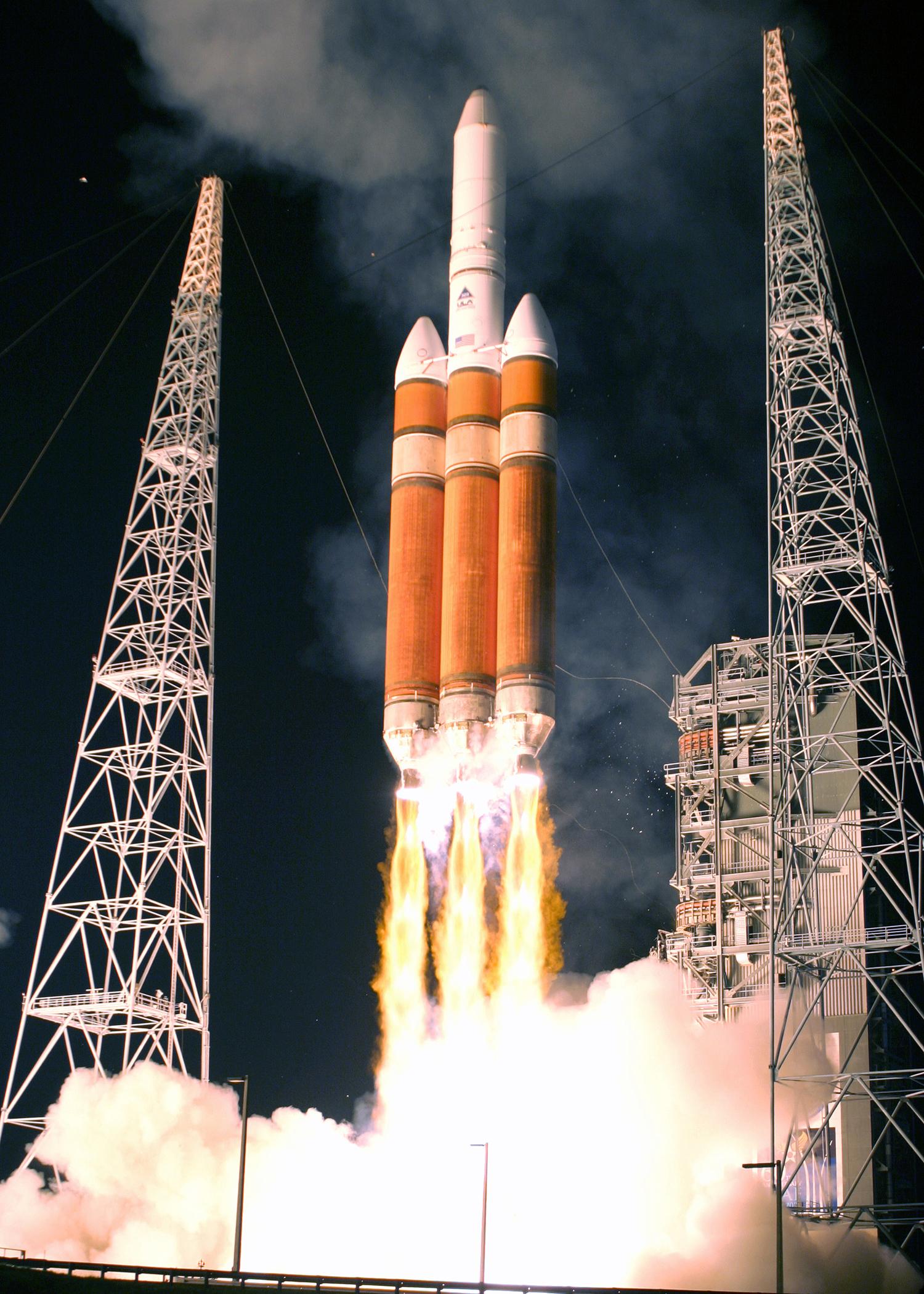 delta space rocket - photo #5