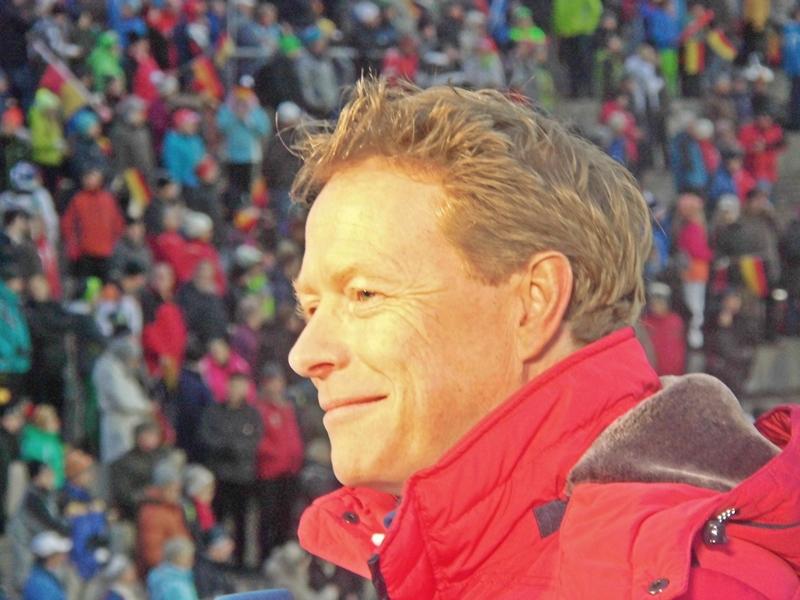 Skispringer Thoma