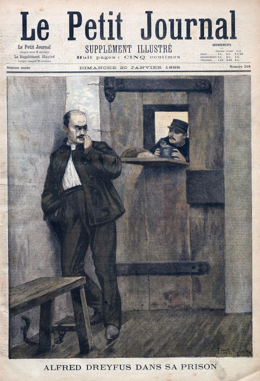 Fichier:Dreyfus-in-Prison-1895.jpg