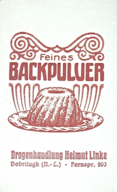 Drogerie Linke, Dobrilugk 1910 (Alter Fritz) 01.jpg