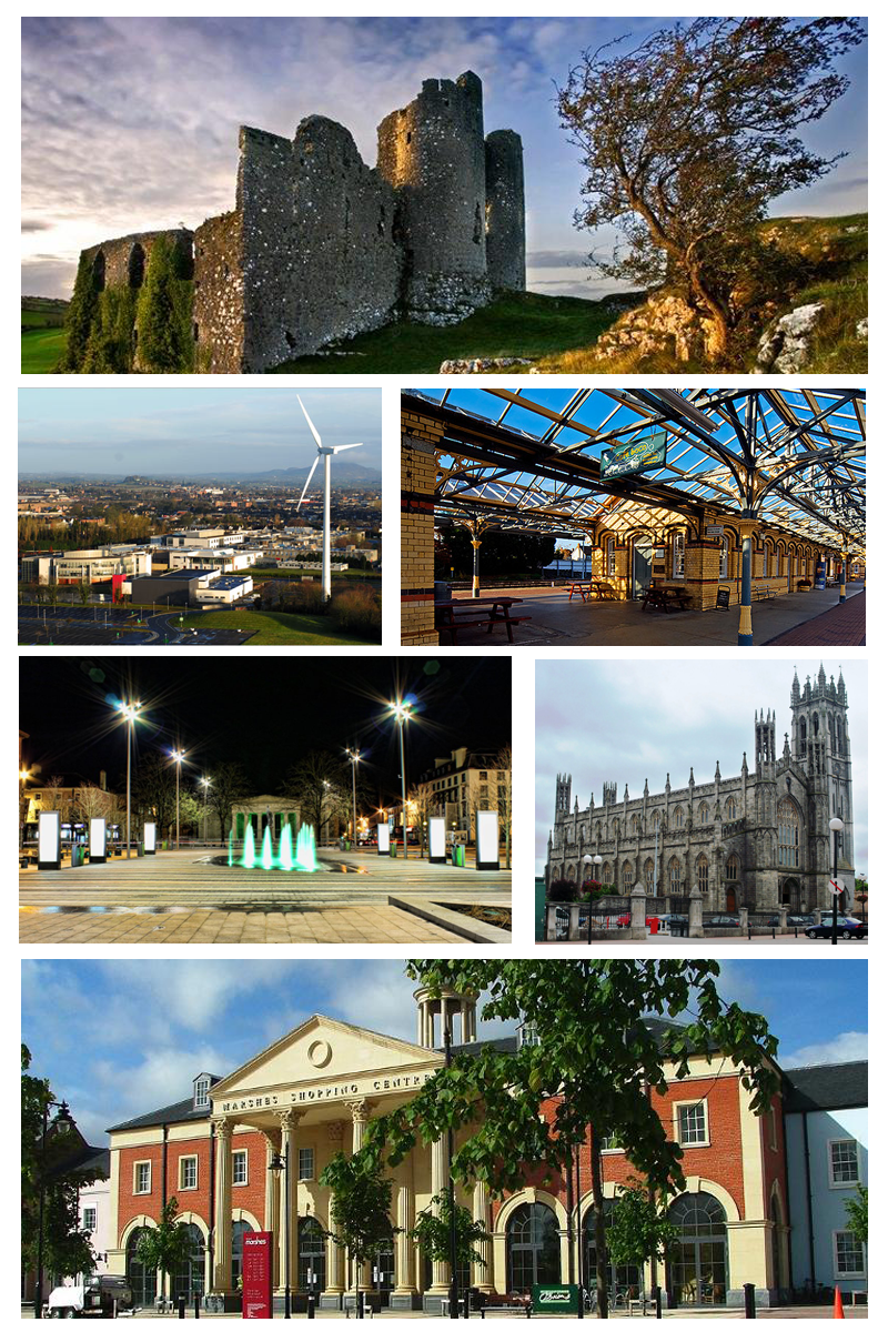 Dundalk to Sligo (Region) - 3 ways to travel via train, bus, and