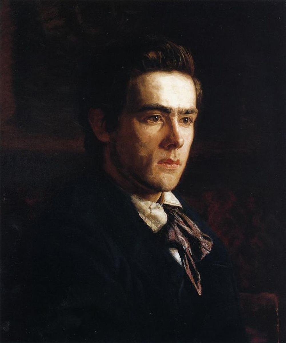 Classic Portrait Oil Painting