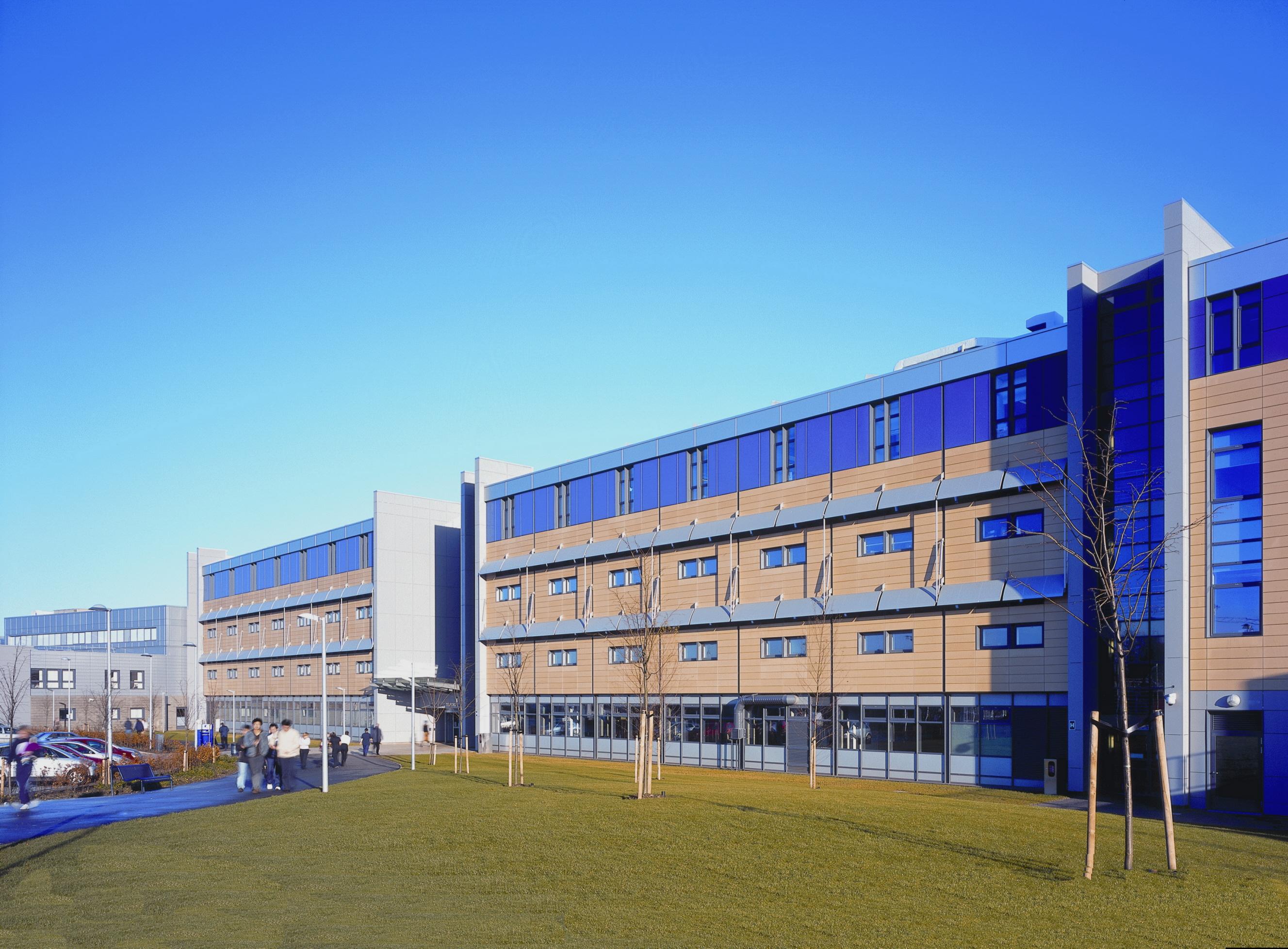 The Colleges Granton Campus In North Edinburgh