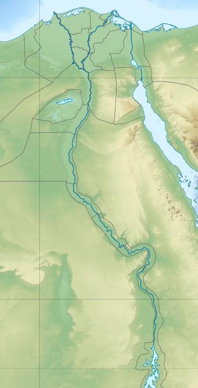 Древний Египет (Список номов Древнего Египта)