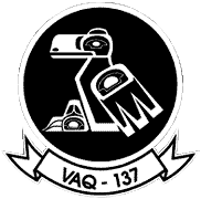Electronic Attack Squadron 137 (US Navy) patch 2014.png