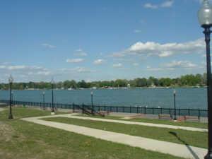 Trenton, Michigan City in Michigan