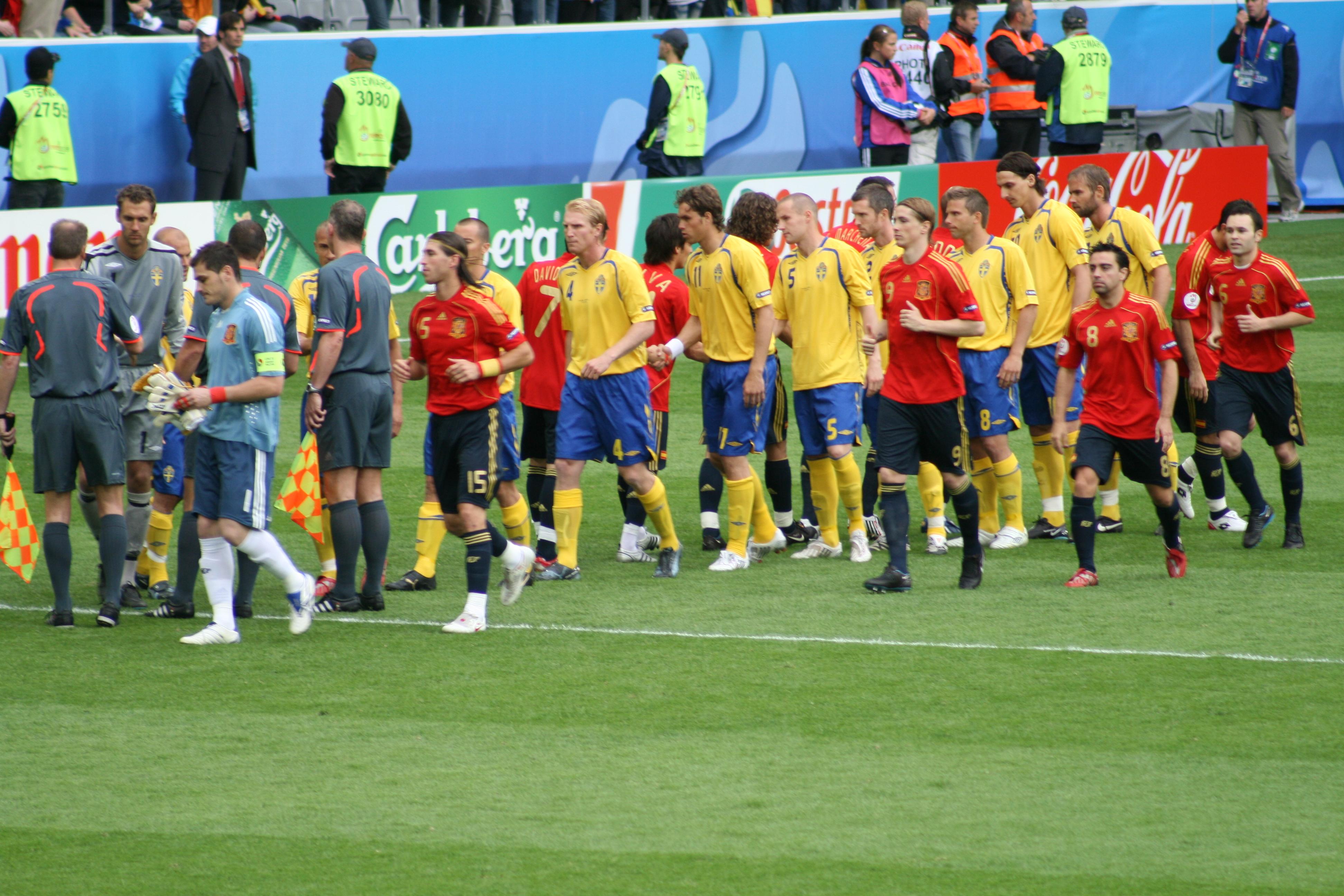 Image result for Suecia España