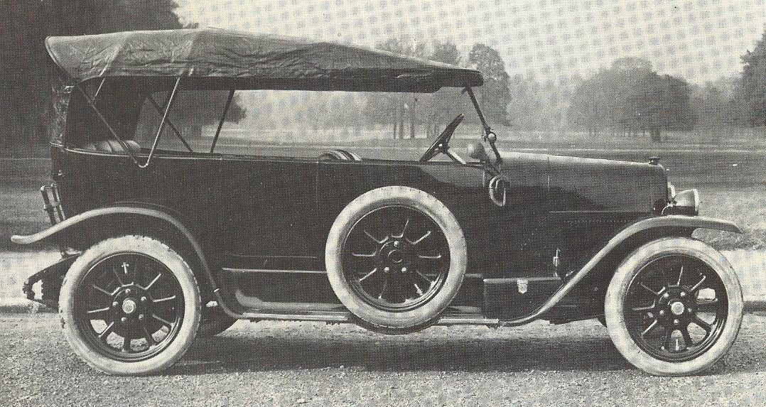 1919 Fiat 505