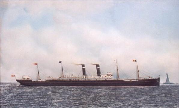 Vos paquebots préférés de la Red Star Line Finland_in_New_York_Harbour_1906