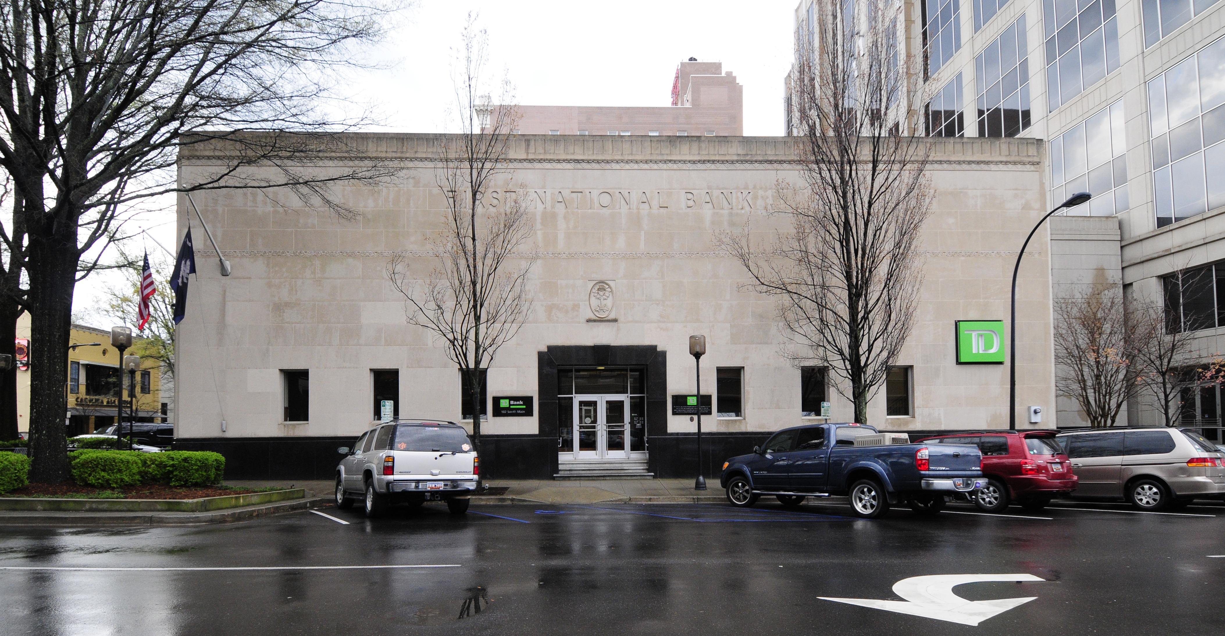 First National Bank (Greenville, South Carolina) - Wikipedia
