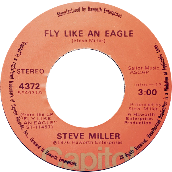 Fly Like An Eagle Song Wikipedia Get all the lyrics to songs by stevewilldoit and join the genius community of music scholars to learn the meaning behind the lyrics. fly like an eagle song wikipedia