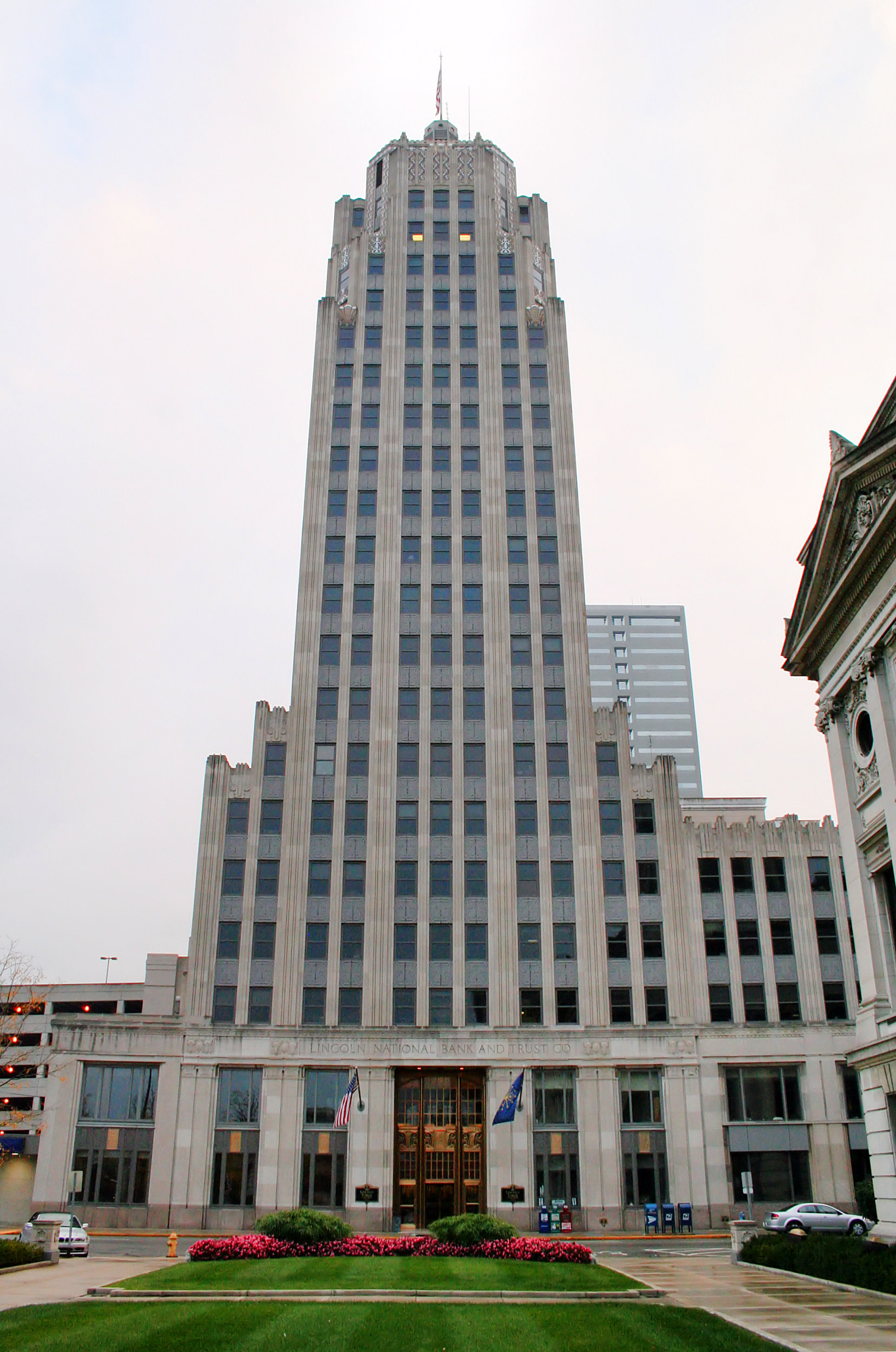 File Fort Wayne Lincoln Tower Jpg Wikipedia