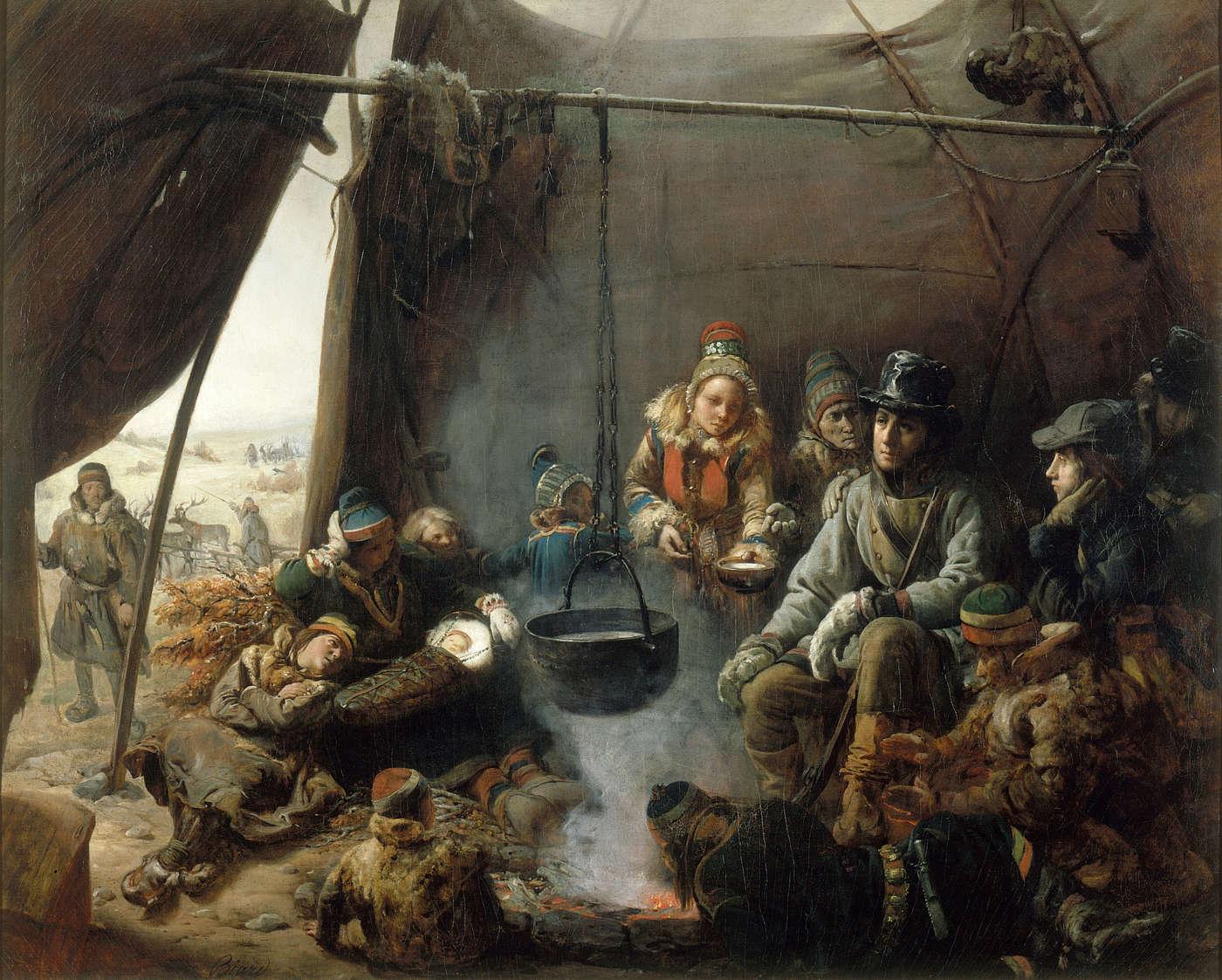 File:François-Auguste Biard - Louis-Philippe au Cap Nord août 1795.