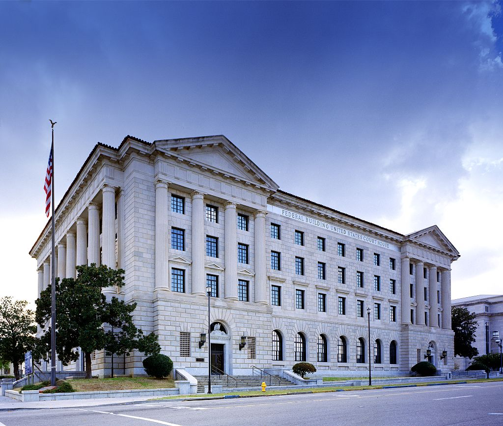 Frank M. Johnson Jr. Federal Building and United States ...