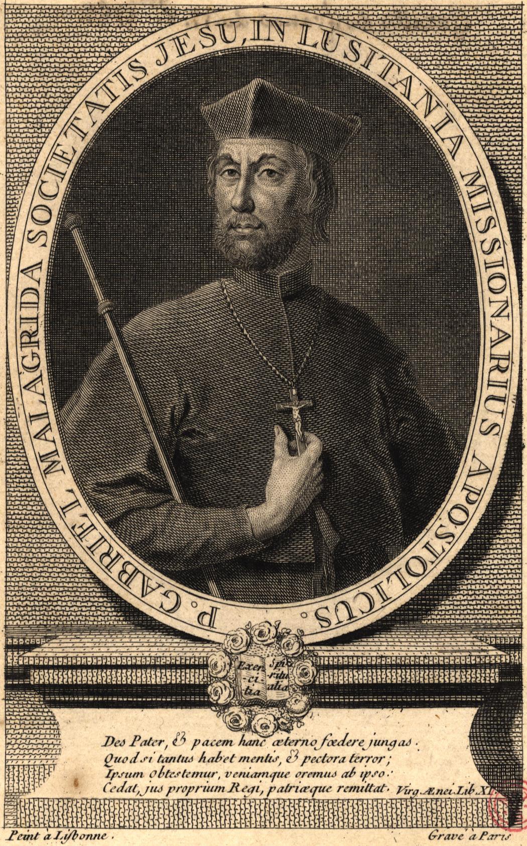 Gabriel Malagrida Wikipedia