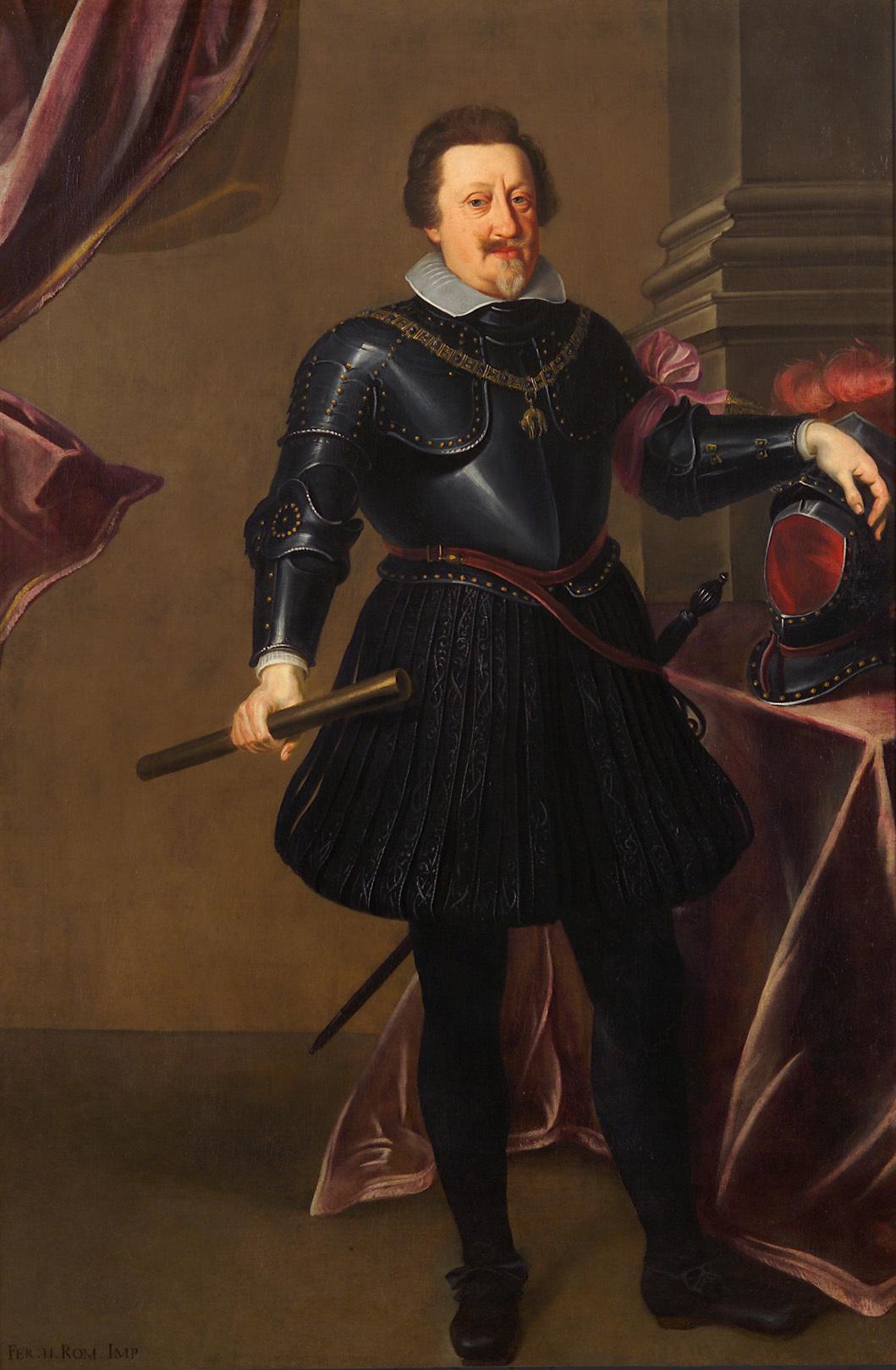 Image illustrative de l'article Ferdinand II (empereur des Romains)